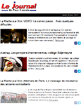Newsletter Le Journal du Pays Yonnais